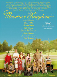 Moonrise Kingdom affiche Moonrise Kingdom